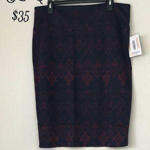 LuLaRoe Cassie Skirt